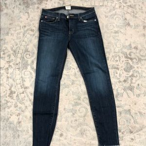 Hudson Krista Ankle Skinny Jeans Size 29
